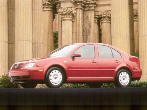 2000 Volkswagen Jetta GL Sedan 4D  photo