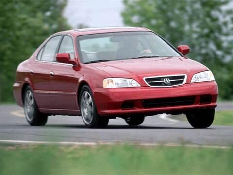 2001 Acura TL 3.2 Sedan 4D  photo