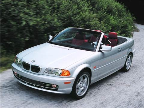 2001 BMW 3 Series 330Cic Convertible 2D  photo