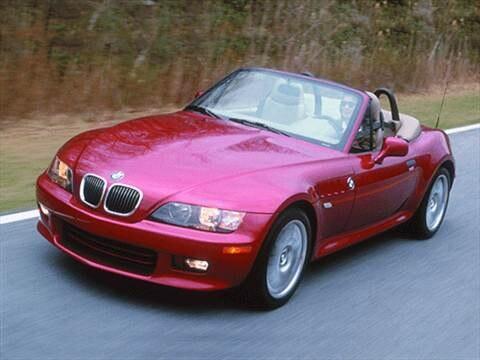 2001 BMW Z3 3.0i Roadster 2D  photo