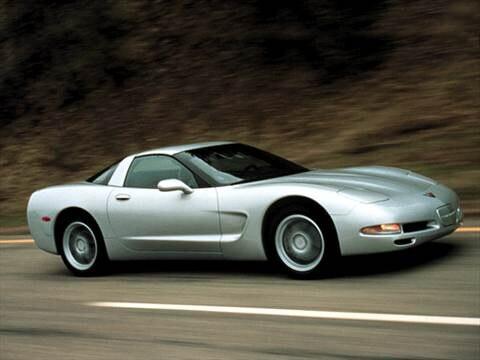 2001 Chevrolet Corvette Coupe 2D  photo