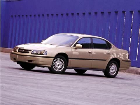 2001 Chevrolet Impala Sedan 4D  photo