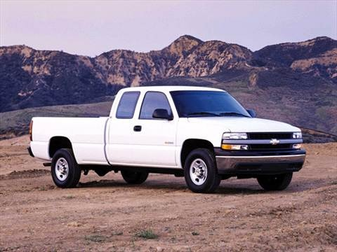 2001 Chevrolet Silverado 1500 Extended Cab Long Bed  photo