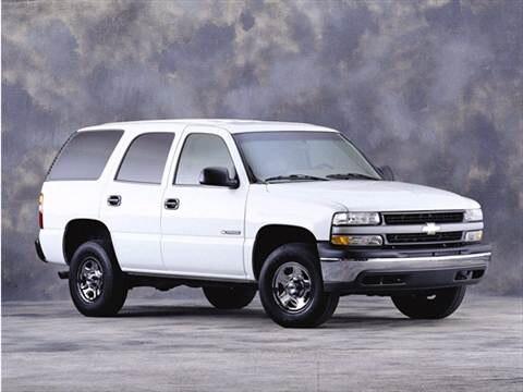 2001 Chevrolet Tahoe Sport Utility 4D  photo