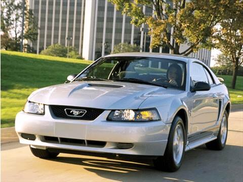 2001 Ford Mustang Coupe 2D  photo
