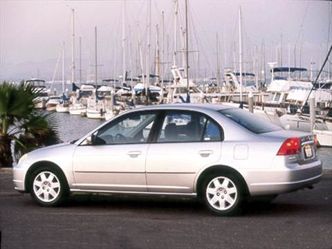 2001 honda civic ex sedan 4d pictures and videos kelley blue book. Black Bedroom Furniture Sets. Home Design Ideas