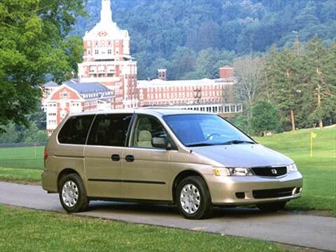 2001 Honda Odyssey LX Minivan 4D  photo