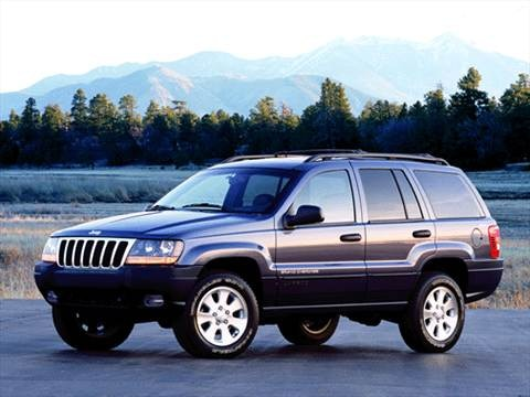 2001 Jeep Grand Cherokee Laredo Sport Utility 4D  photo