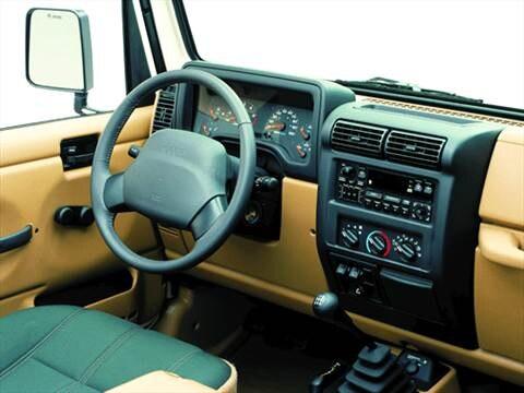 2001 Jeep Wrangler SE Sport Utility 2D  photo