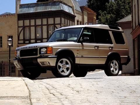 2001 Land Rover Discovery Series II SE7 Sport Utility 4D  photo