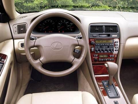 2001 Lexus ES ES 300 Sedan 4D  photo