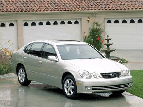 2001 Lexus GS GS 300 Sedan 4D  photo