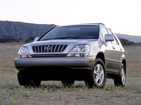 2001 Lexus RX RX 300 Sport Utility 4D  photo
