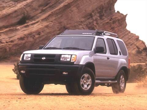 2001 Nissan Xterra XE Sport Utility 4D  photo