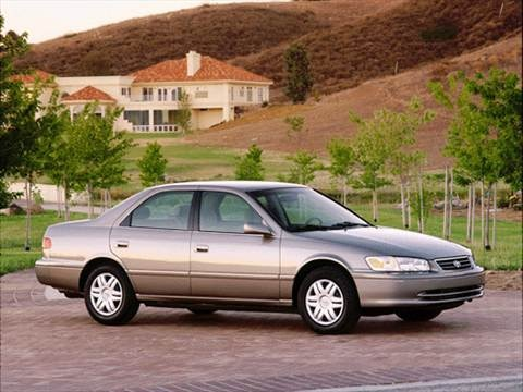 2001 Toyota Camry LE Sedan 4D  photo