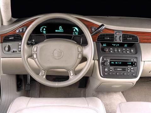 2002 Cadillac DeVille Sedan 4D  photo
