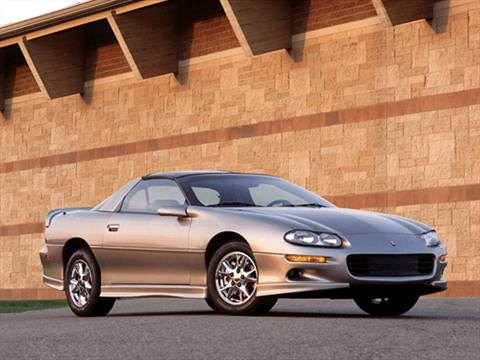 2002 Chevrolet Camaro Coupe 2D  photo