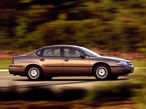 2002 Chevrolet Impala Sedan 4D  photo
