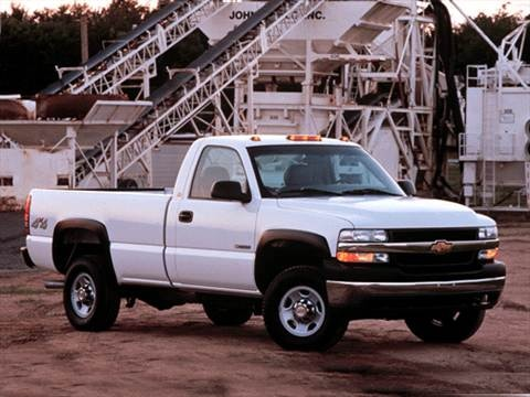 2002 Chevrolet Silverado 2500 HD Regular Cab Long Bed  photo