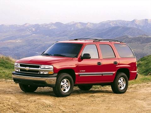 2002 Chevrolet Tahoe Sport Utility 4D  photo
