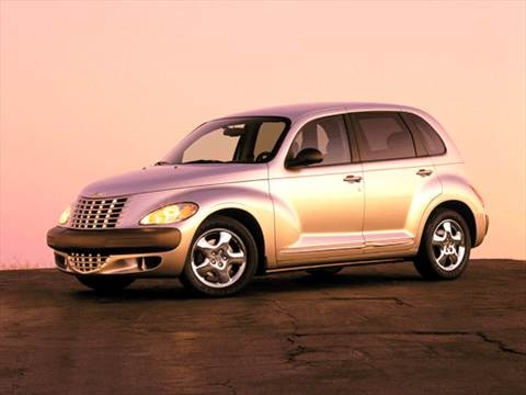2002 Chrysler PT Cruiser Sport Wagon 4D  photo