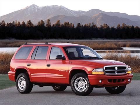 2002 Dodge Durango Sport Utility 4D  photo
