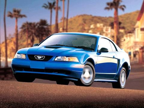 2002 Ford Mustang Coupe 2D  photo
