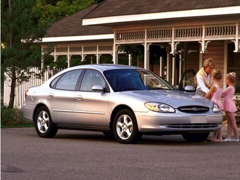 2002 Ford Taurus LX Sedan 4D  photo
