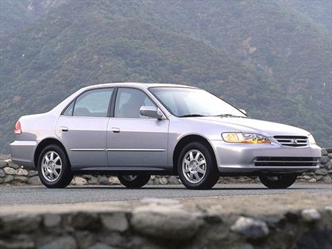 2002 Honda Accord SE Sedan 4D  photo