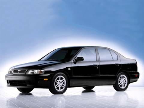 2002 Infiniti G G20 Sedan 4D  photo