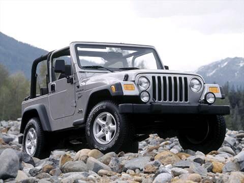 2002 Jeep Wrangler SE Sport Utility 2D  photo