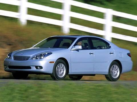 2002 Lexus ES ES 300 Sedan 4D  photo