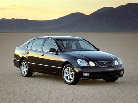 2002 Lexus GS GS 300 Sedan 4D  photo