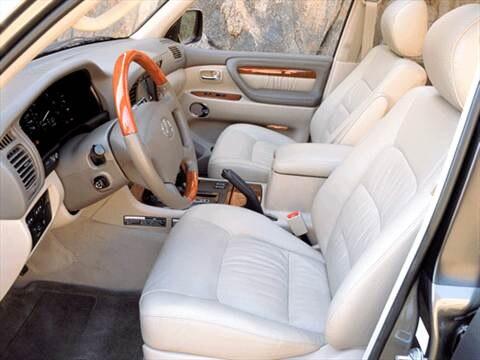 2002 Lexus LX LX 470 Sport Utility 4D  photo