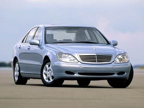 2002 Mercedes-Benz S-Class S430 Sedan 4D  photo