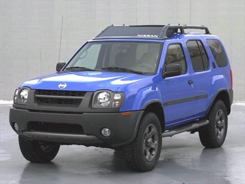 2002 Nissan Xterra XE Sport Utility 4D  photo