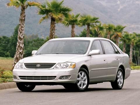 2002 Toyota Avalon XL Sedan 4D  photo