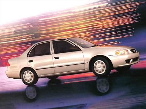 2002 Toyota Corolla CE Sedan 4D  photo