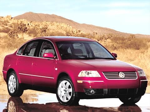 2002 Volkswagen Passat GLX Sedan 4D  photo