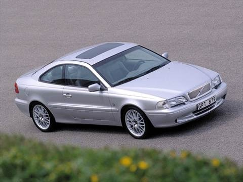 2002 Volvo C70 HT Coupe 2D  photo
