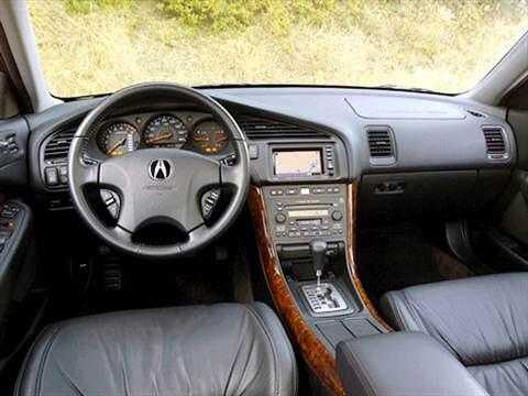 2003 Acura TL 3.2 Sedan 4D  photo