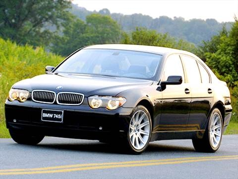 2003 bmw 7 series 745i sedan 4d pictures and videos. Black Bedroom Furniture Sets. Home Design Ideas