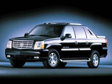 2003 Cadillac Escalade EXT Sport Utility Pickup 4D 5 1/4 ft  photo
