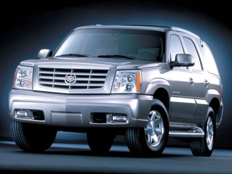 2003 Cadillac Escalade Sport Utility 4D  photo