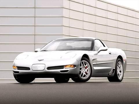 2003 Chevrolet Corvette Coupe 2D  photo