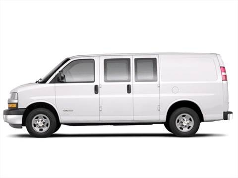 2003 Chevrolet Express 1500 Passenger Van 3D  photo