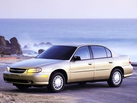 2003 Chevrolet Malibu Sedan 4D  photo