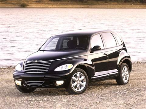 2003 chrysler pt cruiser limited sport wagon 4d pictures and videos kelley blue book. Black Bedroom Furniture Sets. Home Design Ideas