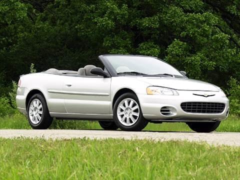 2003 Chrysler Sebring LX Convertible 2D  photo