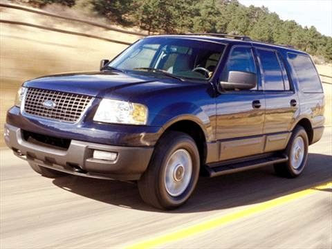 2003 Ford Expedition XLT FX4 Off-Road Sport Utility 4D  photo